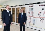 "President Ilham Aliyev launched newly renovated ""Gabala"" power substation   <span style=""color:#ff0000"">VIDEO</span>"