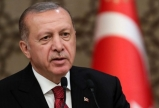 Terrorists withdraw from safe zone area: Erdogan