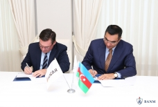 Baku Higher Oil School, Bahar Energy Operating Company sign MoU