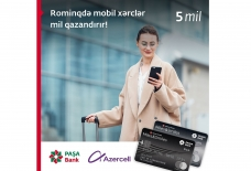 ®  Earn miles with Azercell Roaming