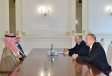 "President Ilham Aliyev received Chairman of Board of ""ACWA Power"" and Chief Executive Officer of ""Masdar""VIDEO"