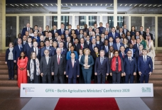 Azerbaijan's agriculture minister attends 12th Berlin Agriculture Ministers' Conference