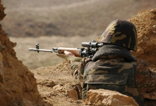 Azerbaijan`s Defense Ministry: Armenian armed units continue violating ceasefire