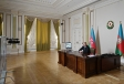 Initiated by Signify, videoconference between President Ilham Aliyev and company's senior executives held VIDEO