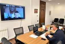 Caspian European Club conducts online round table with participation of chairman of Bar Association of Azerbaijan