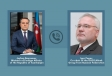 Azerbaijani FM holds phone talks with OSCE Minsk Group co-chairs