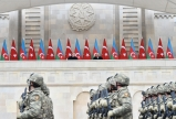 "A Victory parade dedicated to Victory in the Patriotic war was held at Azadlig Square, Baku<br> Azerbaijani President Ilham Aliyev and Turkish President Recep Tayyip Erdogan attended the parade <span style=""color:#ff0000"">VIDEO</span>"