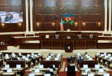 Milli Majlis adopts statement of protest against French Senate`s biased resolution