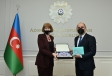 Azerbaijan's Minister of Education meets with UK Minister for European Neighbourhood and the Americas
