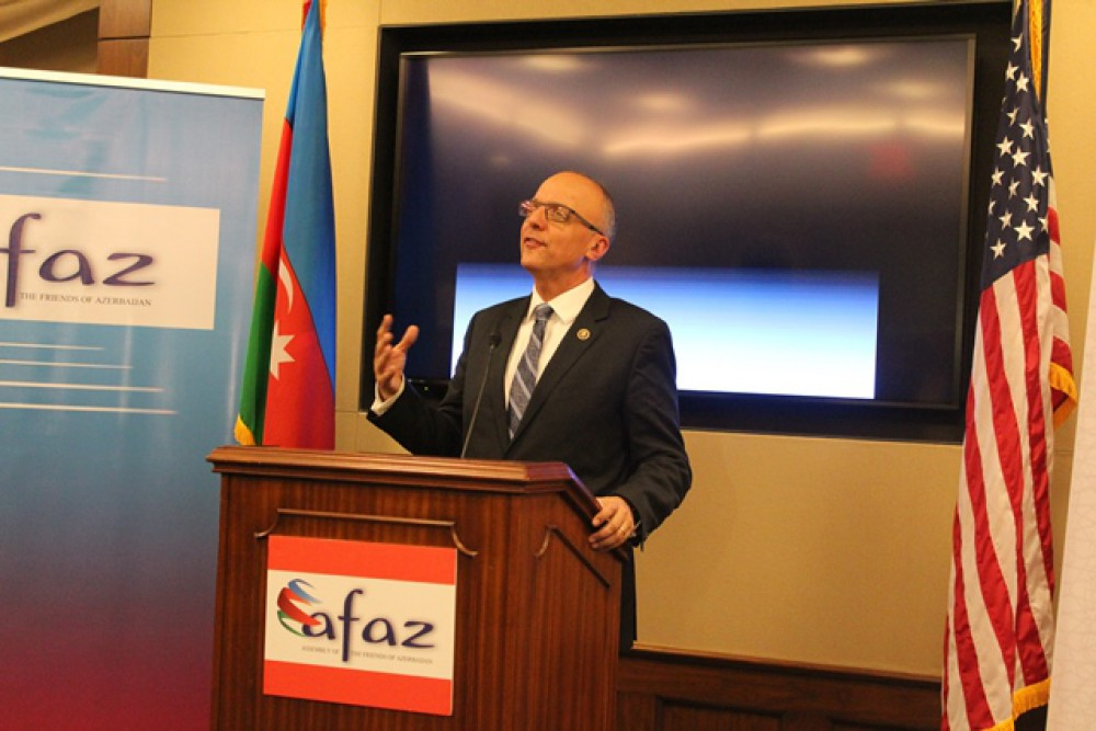 16 US lawmakers join Azerbaijanis to remember Khojaly tragedy in DC