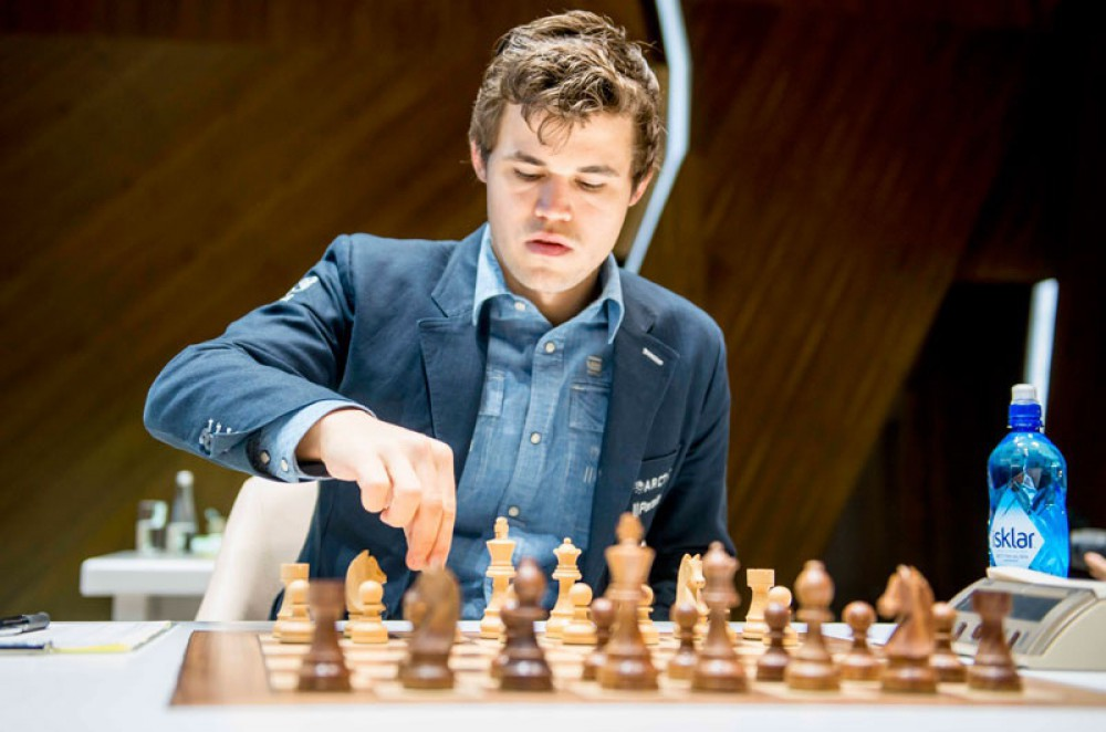 Carlsen wins the 2nd Hashimov Memorial by a point