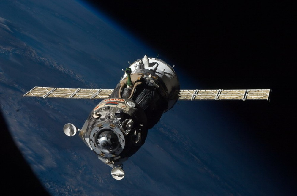 Russian space cargo ship spins out of control after launch