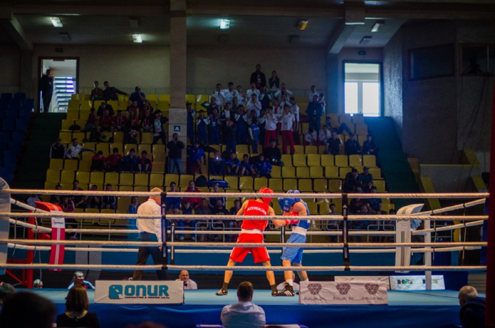Six Azerbaijani boxers into semi-final of EUBC European Junior Championships