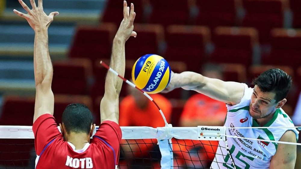 Aleksiev named Bulgaria's Volleyball captain for Baku 2015