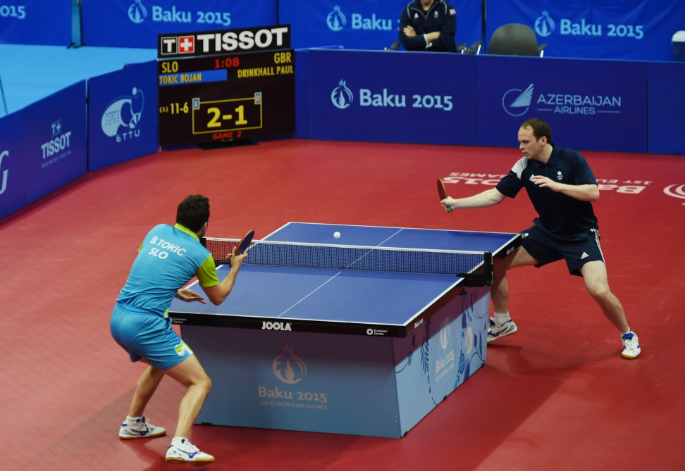 Top two remaining seeds Ovtcharov and Samsonov go through to last eight