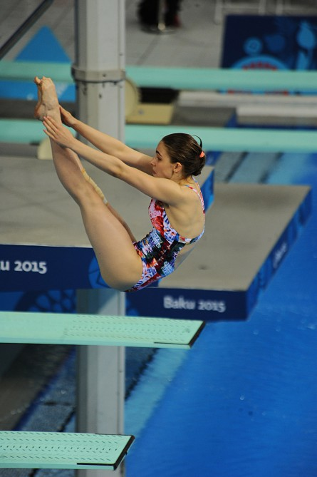 Golden night for Great Britain's divers