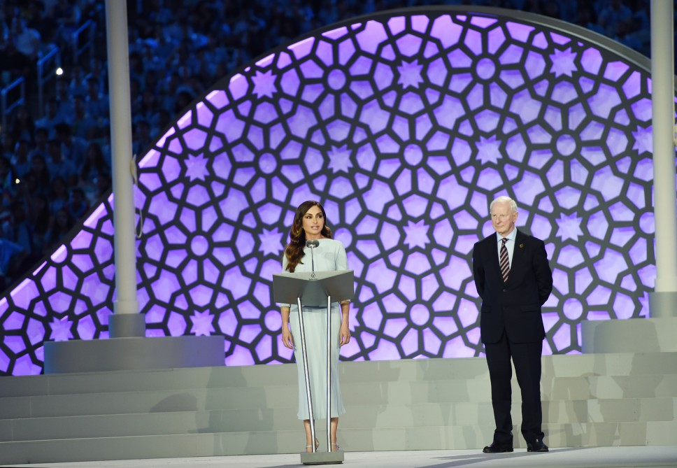 A spectacular Closing Ceremony of the First European Games President Ilham Aliyev attended the Ceremony VIDEO