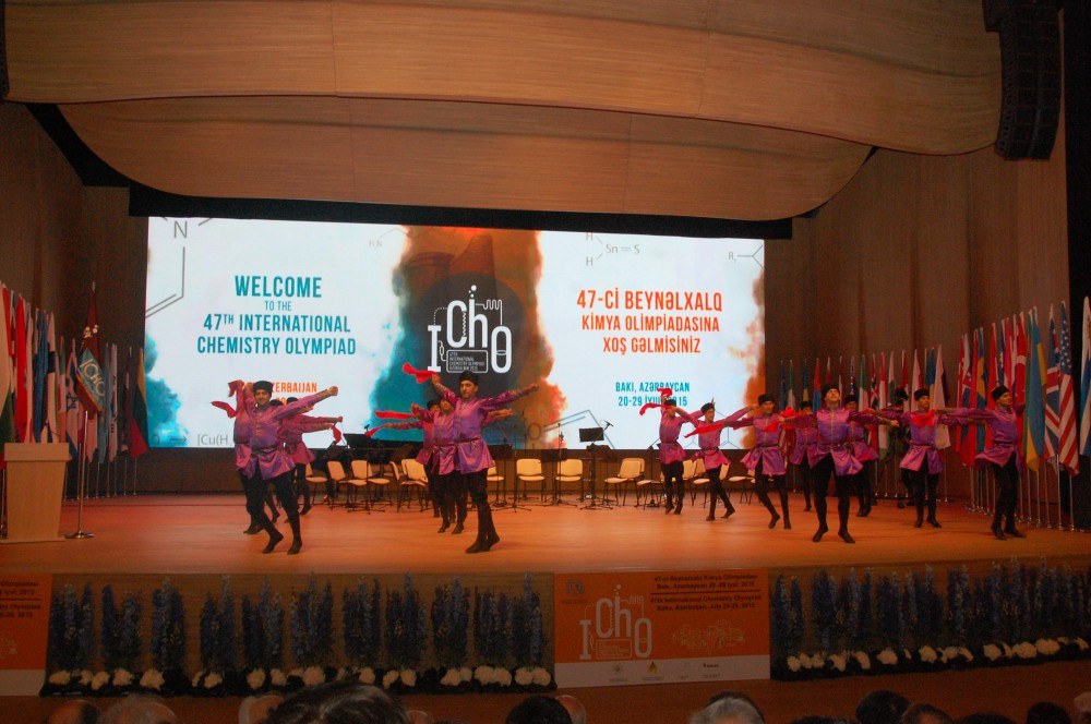 47th International Chemistry Olympiad kicks off in Baku VIDEO