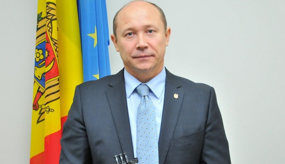 Lawmaker Valeriu Strelet nominated as candidate for Moldova's prime minister