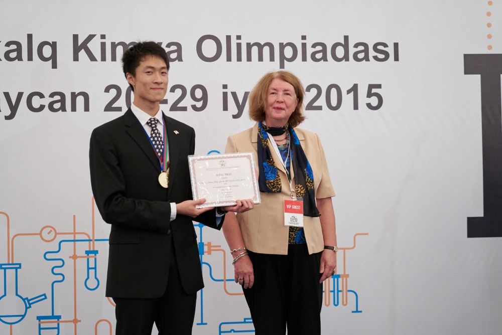 47th International Chemistry Olympiad endsNargiz Pashayeva: Without scientific potential natural, national resources can never be converted into national achievements
