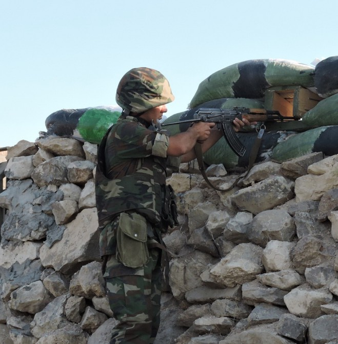 Armenians violated ceasefire with Azerbaijan 80 times throughout the day VIDEO