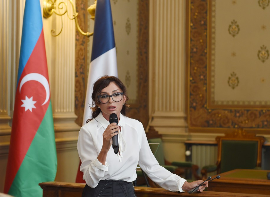 "Heydar Aliyev Foundation organized in Paris a conference on ""Religious tolerance: The culture of coexistence in Azerbaijan"" and concert ""The Azerbaijani music in the heart of Paris"""