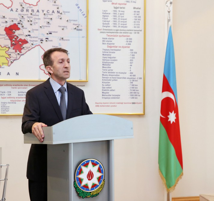 """European Parliament's resolution is biased and groundless"", Deputy Prime Minister of Azerbaijan"