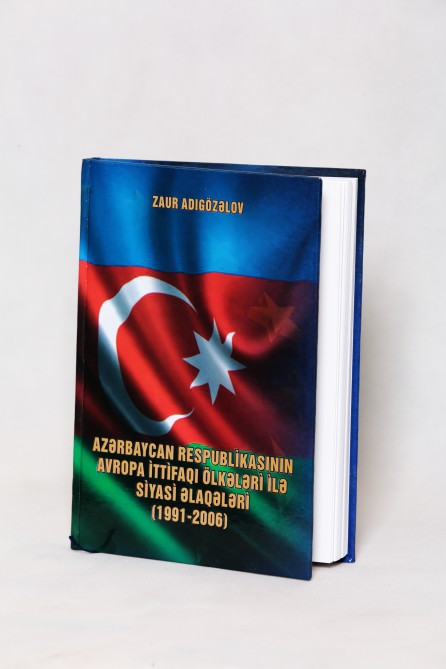 Book on Azerbaijan`s foreign policy published