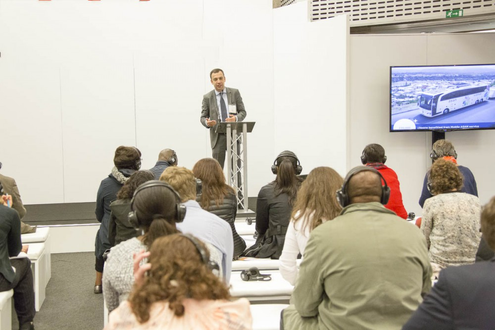 ASAN takes centre-stage at Civil Service Live 2015 in London's heart