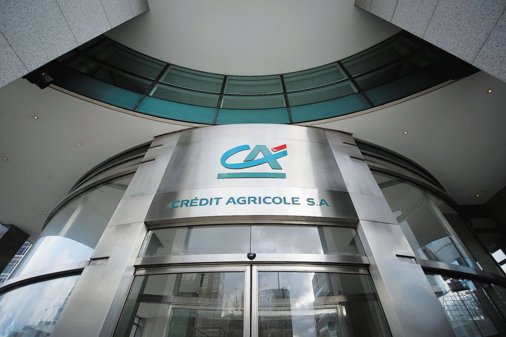 Credit Agricole to pay $800 mn in sanctions case