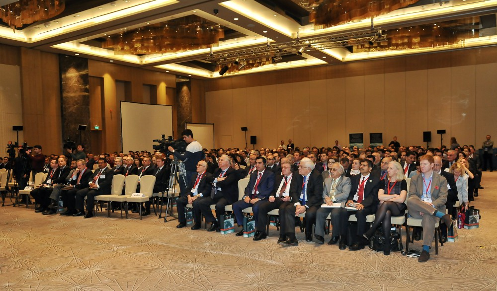 Annual Caspian Technical Conference and Exhibition starts in Baku
