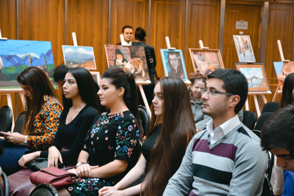 """Colors of Azerbaijan"" at MGIMO"