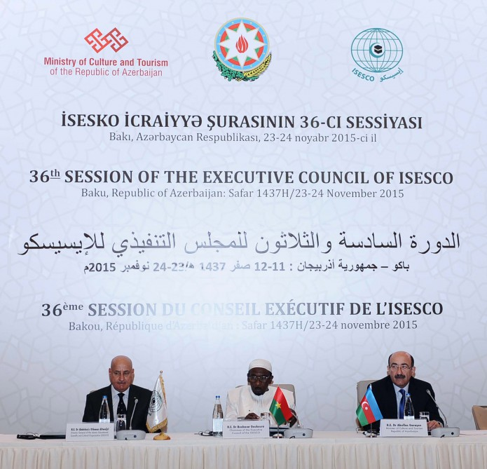 36th session of ISESCO Executive Council starts in Azerbaijani capital VIDEO