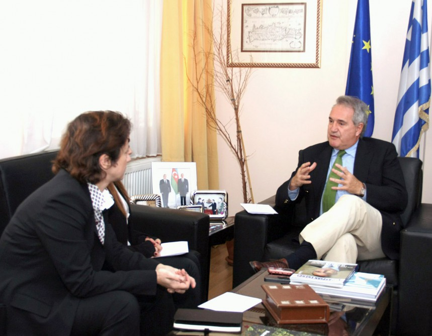Greek Ambassador: TAP is implemented in accordance with schedule and will be completed in 2020