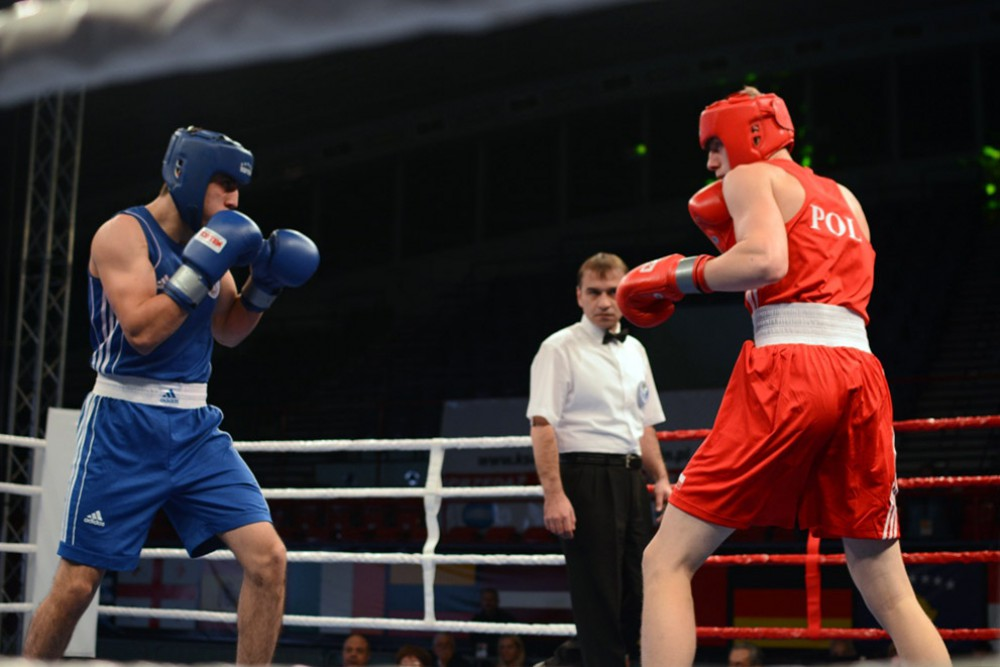 Young Azerbaijani boxers win three European medals
