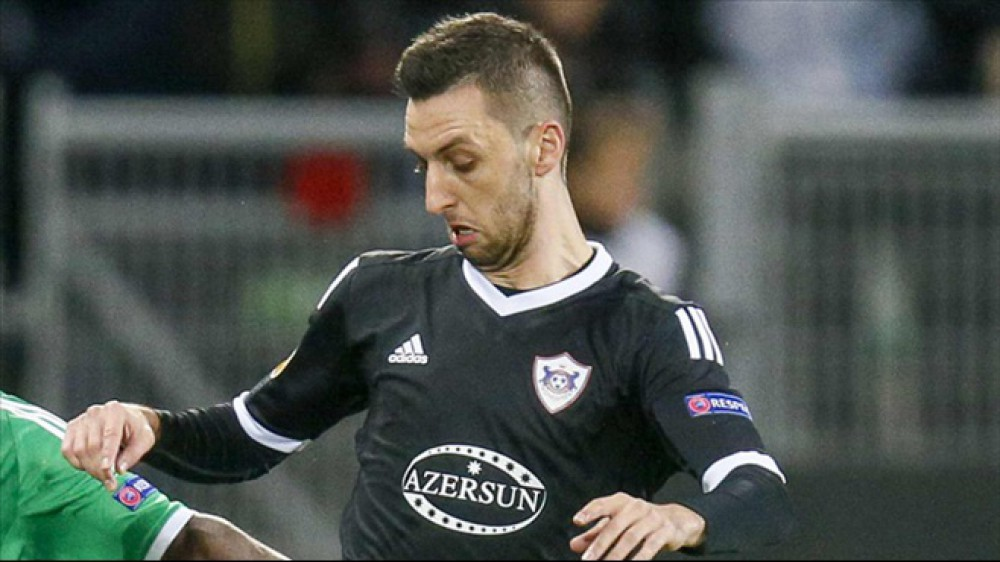 "Ex FC Qarabag midfielder to play for Turkish ""Yeni Malatyaspor"""