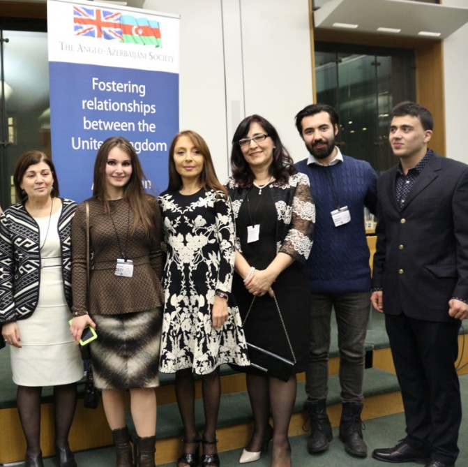 London hosts annual meeting of Anglo-Azerbaijani Society