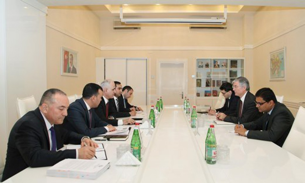 Azerbaijan is working to establish ECO research center, Minister