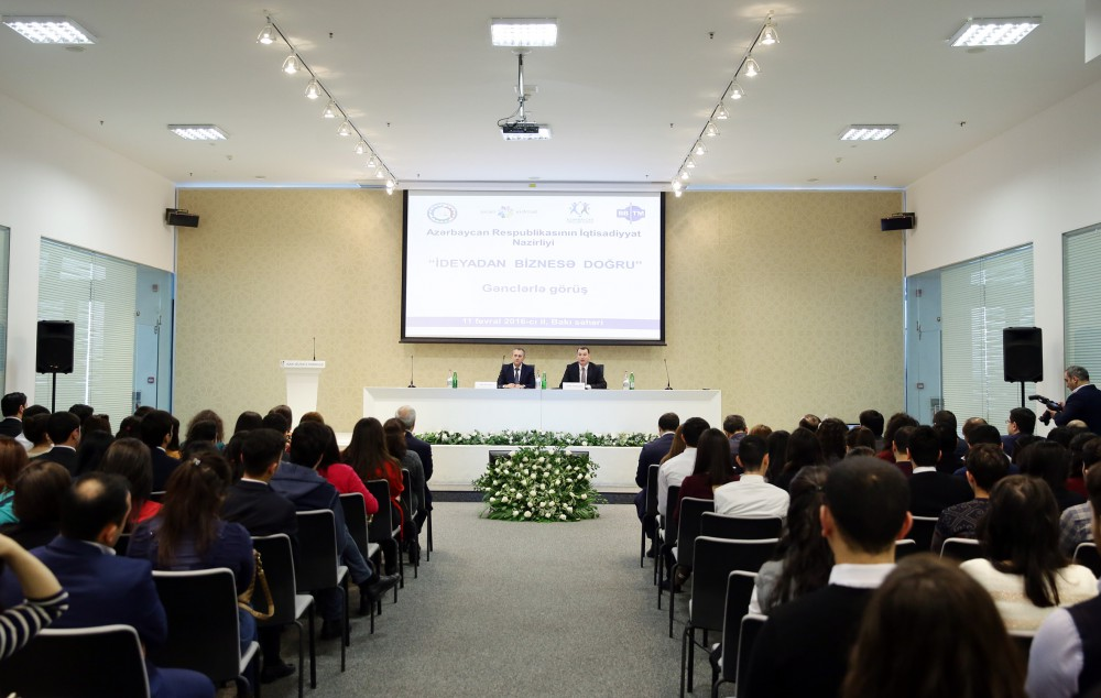 Over 4,600 young entrepreneurs received AZN 308 m in low-interest loans so far in Azerbaijan