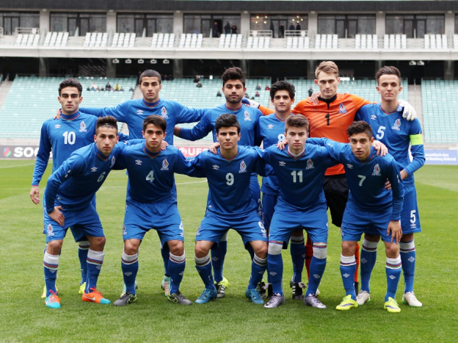 Azerbaijani U-17 footballers beat Russia 1-0 in friendly
