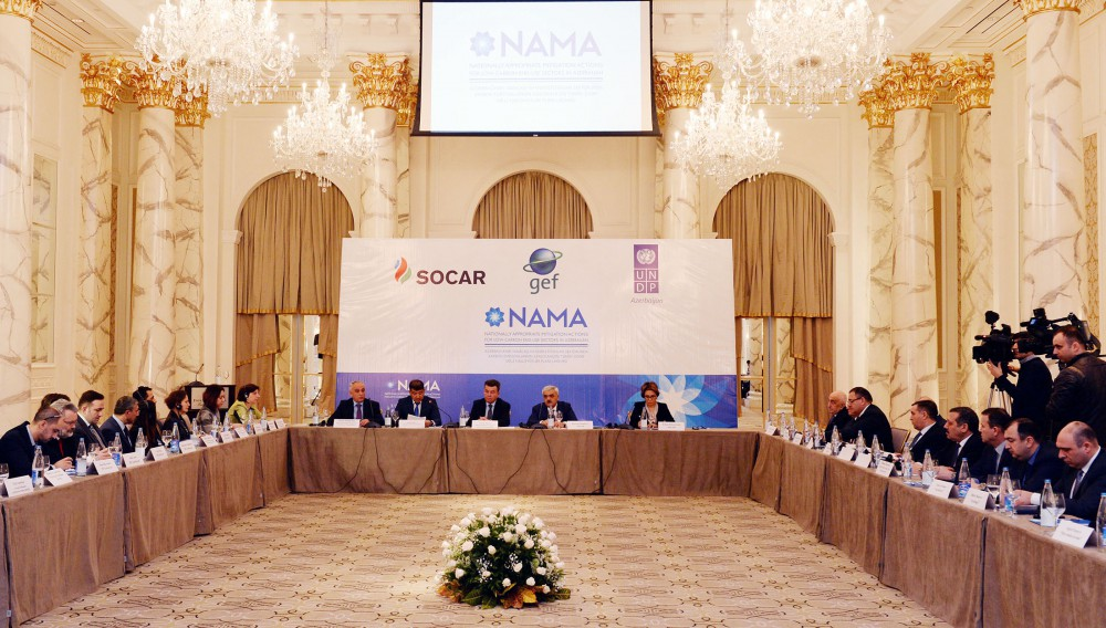 UNDP, SOCAR launch project for low-carbon end-use sectors