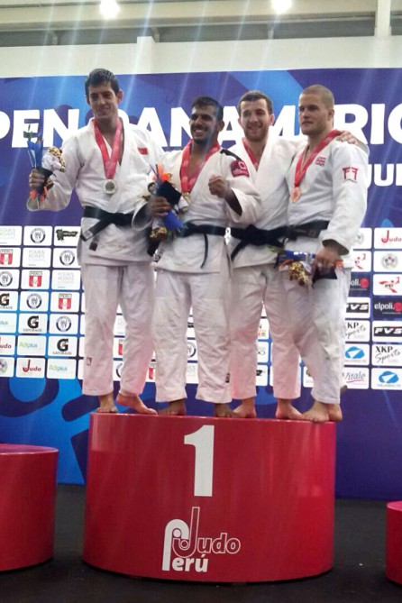 Azerbaijani judo fighters win 4 medals in Pan American Open Championships