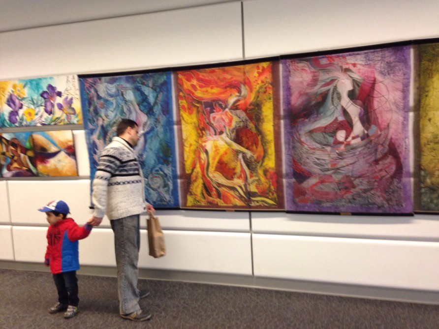 Exhibition of young Azerbaijani artists opens in Vienna