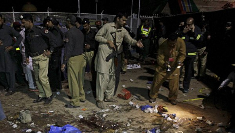 Police identify suicide bomber behind Lahore terrorist attack