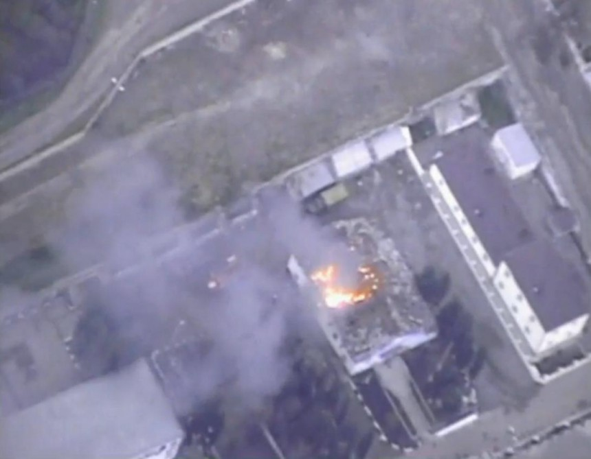 'Azerbaijani armed forces inflict deadly strikes on enemy' VIDEO