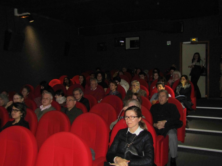 Creativity of Azerbaijani cinema celebrated in Paris