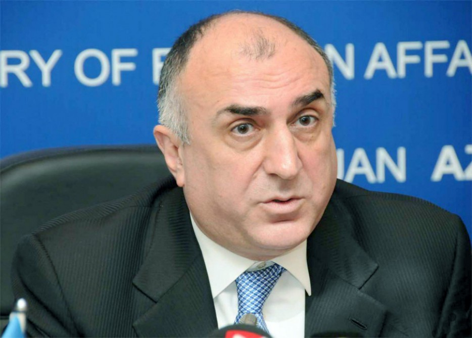 FM Mammadyarov: As usual the Armenian side has distorted the negotiation process