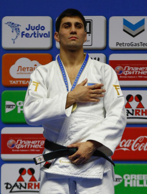 Azerbaijan`s Orujov crowned European champion