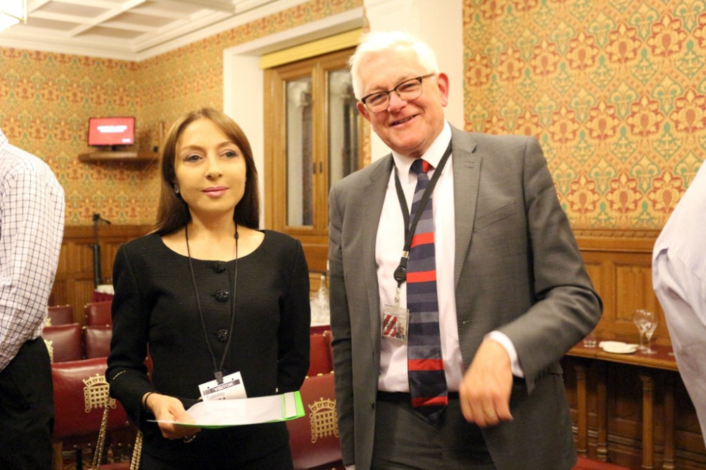 Anglo-Azerbaijani Society organizes lecture on Dunsterforce Allied military force at British Parliament