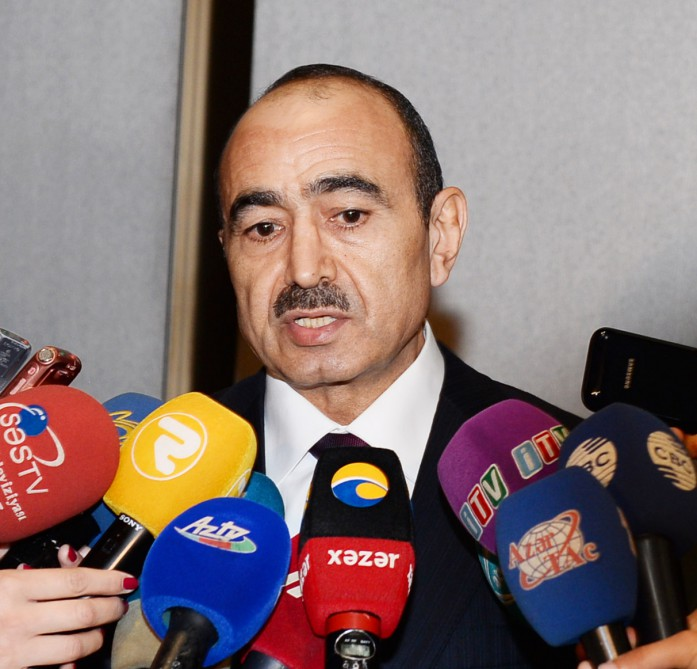 Ali Hasanov: International organizations, OSCE Minsk Group seem to try to ensure safety of separatist regime in Nagorno-Karabakh